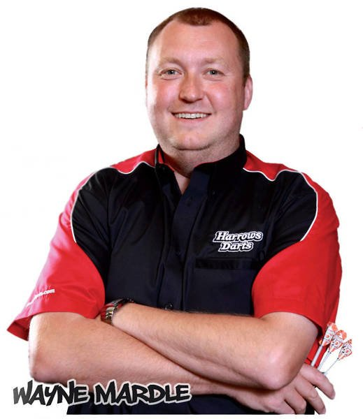 Koszula Harrows Premier czarna