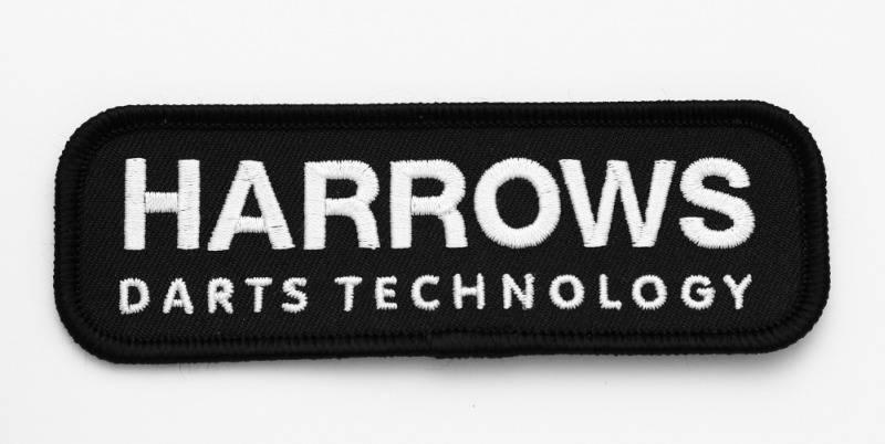 Naszywka łatka Harrows Embroidered Badge