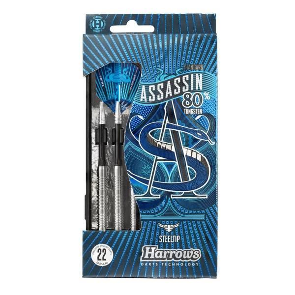 Rzutki Harrows ASSASSIN 80% Steeltip