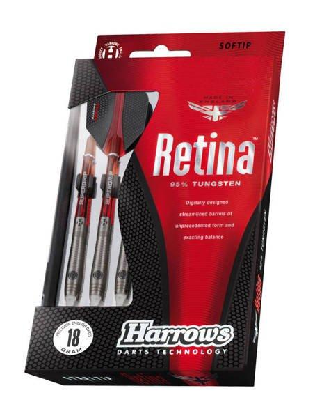 Rzutki Harrows Retina 95% Softip